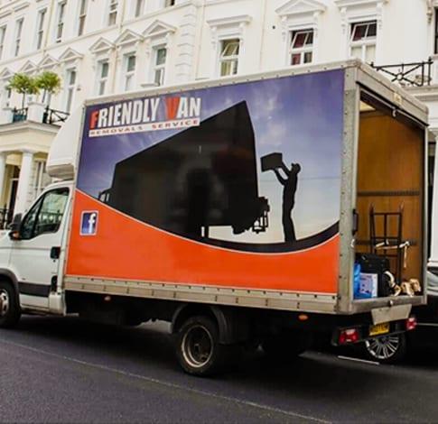 fv removals van