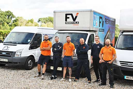 our storage experts in harrow