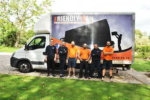 team of self storage experts