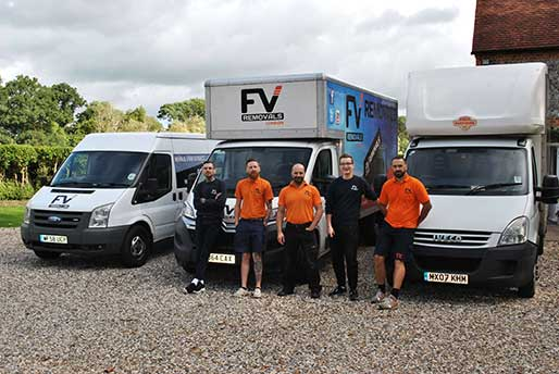 fv removals experts