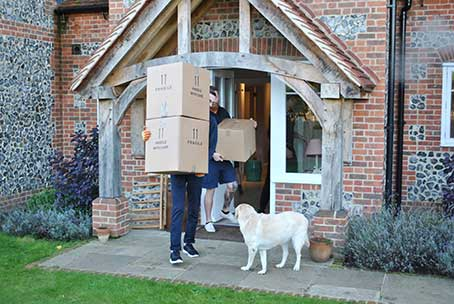 professional house removal in watford