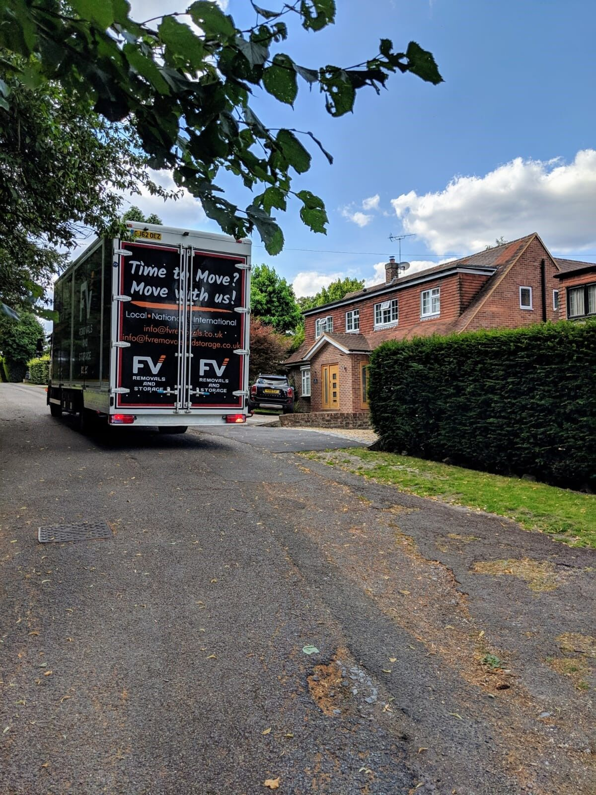 Home FV Removals